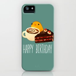 birthday iPhone Case