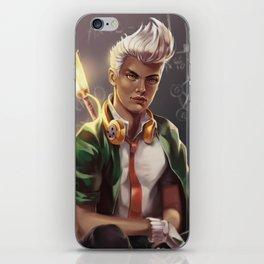Academy Ekko iPhone Skin