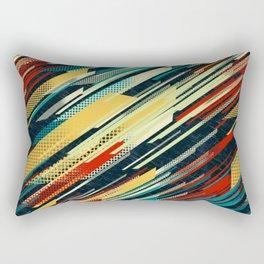 80's Sweater Rectangular Pillow