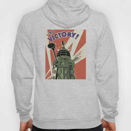 Daleks To Victory - Doctor Who Hoody