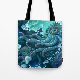 The Dreamer Awakes Tote Bag