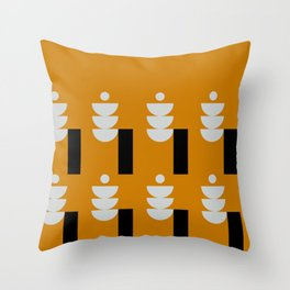 Composition 24 Throw Pillow