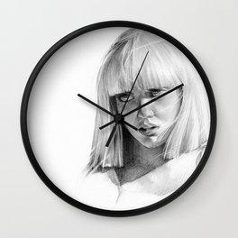 Mad Wall Clock