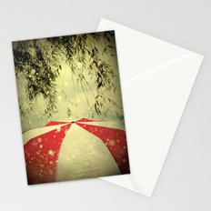 It Can't Rain All The Time Stationery Cards