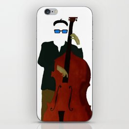 Bottom - A Celebration of the Bass iPhone Skin