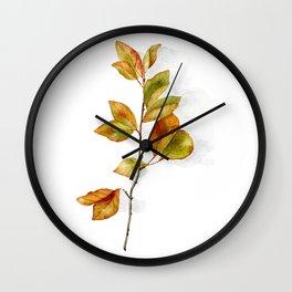 I'm Being Followed by a Twig Shadow Wall Clock