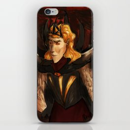 The Deceiver iPhone Skin