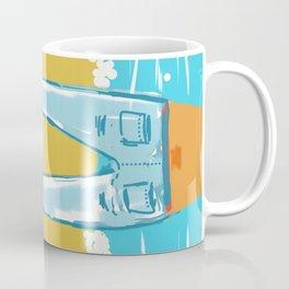 Sexy Blue Jeans Coffee Mug