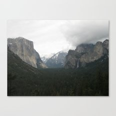 Far Past Imaganation  Canvas Print