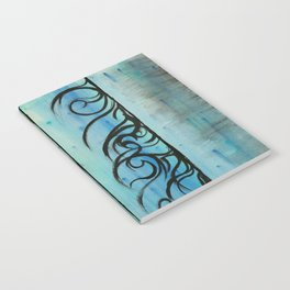 Four Waters Come to Life Notebook