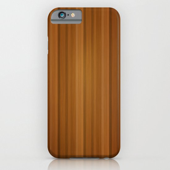 Wood 1 iPhone & iPod Case