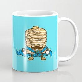 Captain Pancake's Mustache Coffee Mug