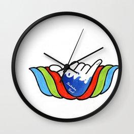 SABABA SURF Wall Clock