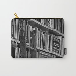 Book Shelves Carry-All Pouch