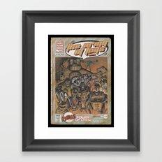 Army of Toys Framed Art Print
