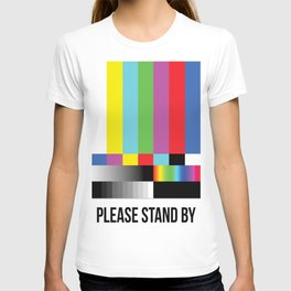 Color Bars T-shirt