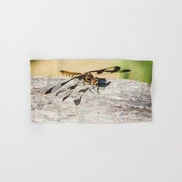 Hello Dragonfly Hand & Bath Towel