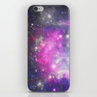 universe iPhone & iPod Skins featuring Universe by haroulita