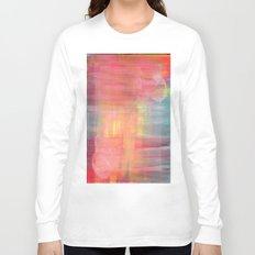 Sunset Background Long Sleeve T-shirt