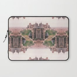 Chateau Photographic Pattern #2 Laptop Sleeve