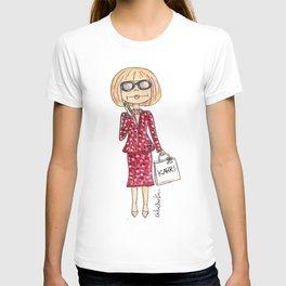 Little Anna Wintour T-shirt