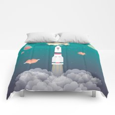 Lift Off Comforters