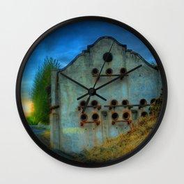 Pump House Wall Clock