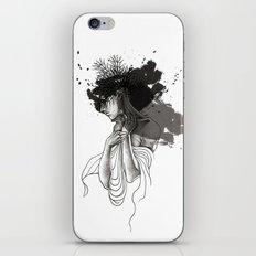 Tongue iPhone & iPod Skin