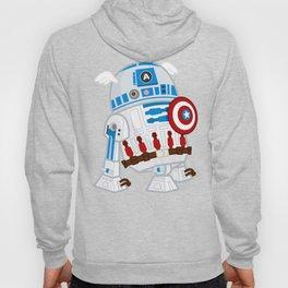 Captain R2D2 Hoody