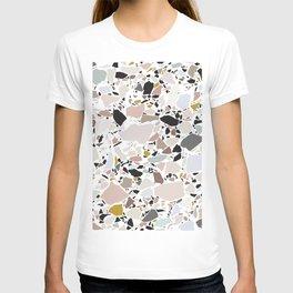 Terrazzo Pattern II. T-shirt