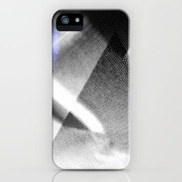 MOONLIGHT_B&W iPhone Case