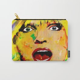ROCK ICON DEBBIE HARRY Carry-All Pouch