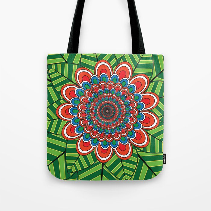 Pattern J Tote Bag
