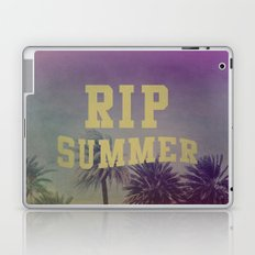 RIP Summer Laptop & iPad Skin