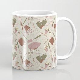 A Day in the Garden - Rose Coffee Mug