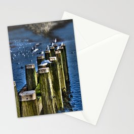Seagulls Stationery Cards