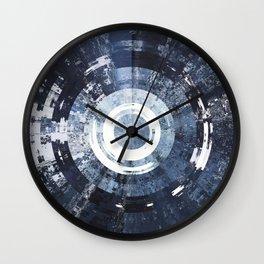 Pixel Sorting 85 Wall Clock