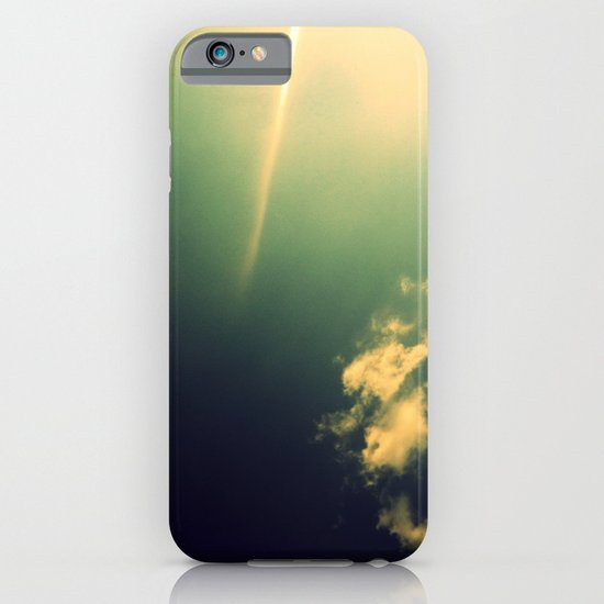 And a Lone Ray Shone Down iPhone & iPod Case