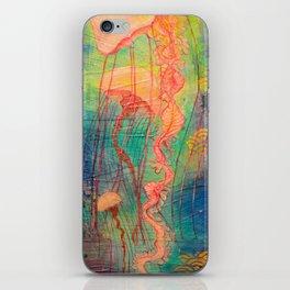 Jellyfish Bliss iPhone Skin