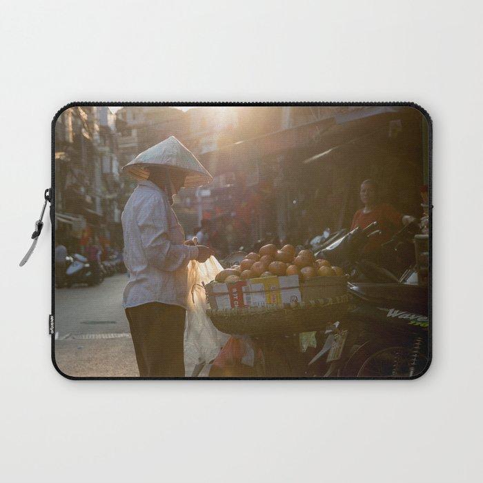 Vietnam Streets Laptop Sleeve