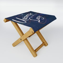 What do we say about coincidence? Folding Stool