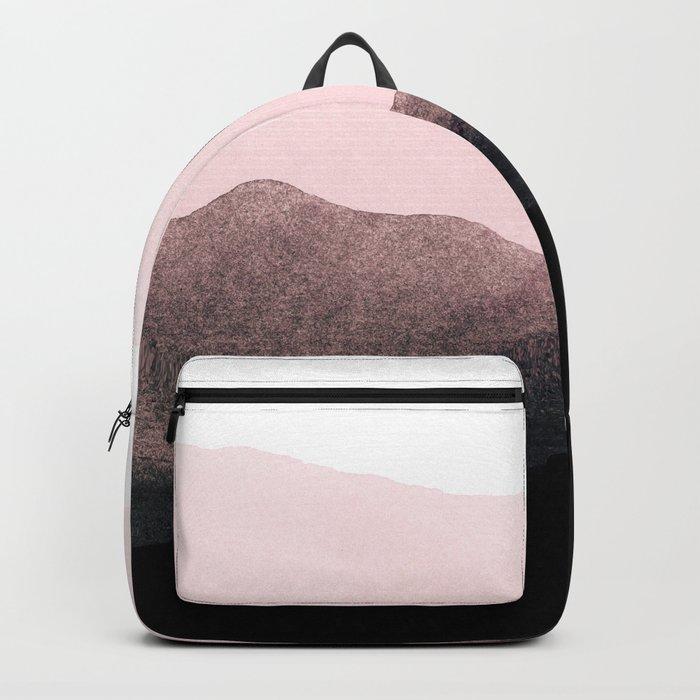 mountain horizon Backpack