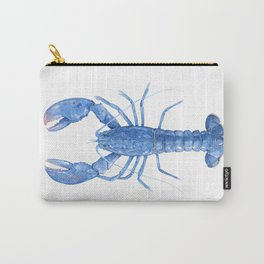 Blue Lobster Carry-All Pouch