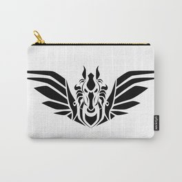 Pegasus (B/W) Carry-All Pouch