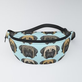 Mastiff Trio Fanny Pack