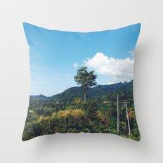 Thinkin of U Throw Pillow