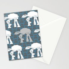AT-AT's and Stormtroopers Stationery Cards
