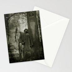 Mourner - Prague Stationery Cards
