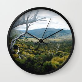 Cradle Mountain Boardwalk Wall Clock