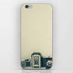 Camera Collection iPhone & iPod Skin